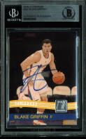 Blake Griffin Signed 2010-11 Donruss #197 (BGS Encapsulated) at PristineAuction.com