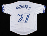 Vladimir Guerrero Jr. Signed Jersey (JSA Hologram) at PristineAuction.com