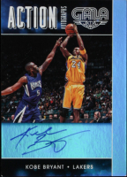 Kobe Bryant 2015-16 Panini Gala Action Autographs #1 at PristineAuction.com