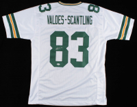Marquez Valdes-Scantling Signed Jersey (Beckett COA) at PristineAuction.com