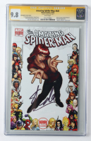 "Stan Lee Signed 2010 ""The Amazing Spider-Man"" Vol. 1 Issue #641 Marvel Comic Book (CGC 9.8) (See Description) at PristineAuction.com"