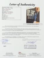 "Donald Trump Signed ""Trump"" Magazine (JSA LOA) (See Description) at PristineAuction.com"