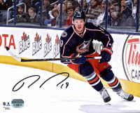 Ryan Johansen Signed Blue Jackets 8x10 Photo (Fanatics Hologram) at PristineAuction.com