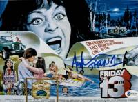 "Ari Lehman Signed ""Friday the 13th"" 8x10 Photo Inscribed ""Jason 1"" (Beckett COA) at PristineAuction.com"