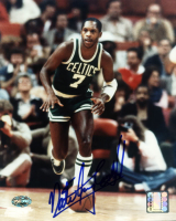 "Nate ""Tiny"" Archibald Signed Celtics 8x10 Photo (PSA COA) at PristineAuction.com"