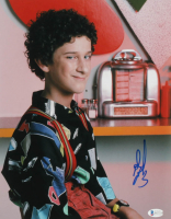 """Dustin Diamond Signed """"Saved by the Bell"""" 11x14 Photo (Beckett COA) at PristineAuction.com"""