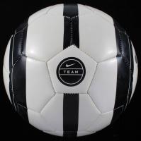 "Christie Rampone Signed Nike Soccer Ball Inscribed ""USA"" (Steiner COA & SportsMemorabilia COA) at PristineAuction.com"