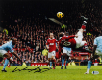 Wayne Rooney Signed Manchester United F.C. 11x14 Photo (Beckett COA) at PristineAuction.com