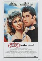 "John Travolta Signed ""Grease"" 12x18 Movie Poster Print (Beckett COA) at PristineAuction.com"
