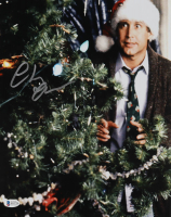 """Chevy Chase Signed """"National Lampoon's Christmas Vacation"""" 11x14 Photo (Beckett COA) (See Description) at PristineAuction.com"""