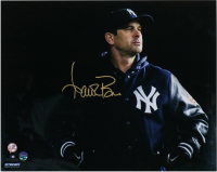 Aaron Boone Signed Yankees 8x10 Photo (Steiner Hologram) at PristineAuction.com