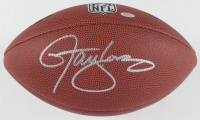 Lawrence Taylor Signed NFL Football (Schwartz COA) at PristineAuction.com