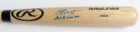 "Chipper Jones Signed Rawlings Pro Baseball Bat Inscribed ""Last To Wear #10"" (JSA Hologram) at PristineAuction.com"