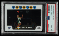 Kevin Durant 2008-09 Topps Chrome #156 (PSA 10) at PristineAuction.com