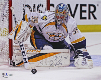 Pekka Rinne Signed Predators 16x20 Photo (Fanatics Hologram) at PristineAuction.com