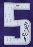 De'Aaron Fox Signed Kings Jersey (PSA LOA) at PristineAuction.com