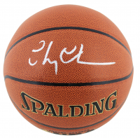 Chevy Chase Signed NBA Basketball (PSA COA) at PristineAuction.com