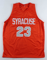 Eric Devendorf Signed Jersey with Multiple Inscriptions (PSA Hologram) at PristineAuction.com