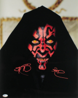 "Ray Park Signed ""Star Wars: Episode I - The Phantom Menace"" 16x20 Photo Inscribed ""Darth Maul"" (Beckett COA) at PristineAuction.com"