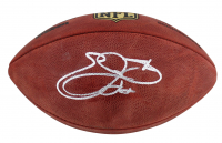"""Emmitt Smith Signed Official """"The Duke"""" Game Ball (Beckett COA) at PristineAuction.com"""