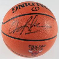 Dennis Rodman Signed Bulls Logo NBA Game Ball Series Basketball (JSA COA & Fiterman Sports Hologram) at PristineAuction.com