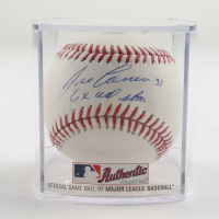 "Jose Canseco Signed OML Baseball Inscribed ""6x All-Star"" (JSA COA) at PristineAuction.com"