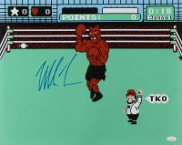 """Mike Tyson Signed """"Punch-Out!!"""" 16x20 Photo (JSA COA) at PristineAuction.com"""