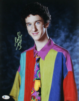 "Dustin Diamond Signed ""Saved by the Bell"" 11x14 Photo (Beckett COA) at PristineAuction.com"