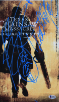 """Andrew Bryniarski Signed """"Texas Chainsaw Massacre: The Beginning"""" 11x14 Photo Inscribed """"Leatherface"""" (Beckett COA) (See Description) at PristineAuction.com"""