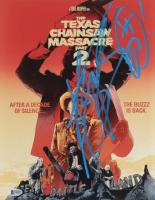 "Andrew Bryniarski Signed ""Texas Chainsaw Massacre: Part 2"" 11x14 Photo (Beckett COA) at PristineAuction.com"