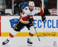James Neal Signed Flames 16x20 Photo (Fanatics Hologram) at PristineAuction.com