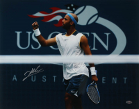 James Blake Signed 16x20 Photo (Steiner Hologram) at PristineAuction.com