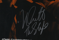 """Nick Castle Signed """"Halloween"""" 12x18 Poster Inscribed """"The Shape"""" (Beckett Hologram) at PristineAuction.com"""