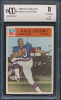 Gale Sayers 1966 Philadelphia #38 RC (BCCG 8) at PristineAuction.com