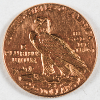 1912 $2.50 Indian Head Quarter Eagle Gold Coin at PristineAuction.com