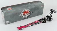 Tony Schumacher Signed LE 1999 Exide Top Fuel Dragster - 1:24 Premium Action Diecast Car (JSA COA) at PristineAuction.com