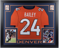 Champ Bailey Signed 35x43 Custom Framed Jersey (JSA COA) at PristineAuction.com