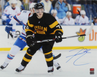 Frank Vatrano Signed Bruins 16x20 Photo (YSMS COA) at PristineAuction.com
