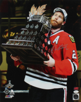 Duncan Keith Signed Blackhawks 16x20 Photo (YSMS COA & JSA Hologram) at PristineAuction.com