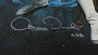 "Anthony Daniels Signed ""Star Wars"" 24x36 Movie Poster Inscribed ""C-3PO"" (Radtke Hologram) at PristineAuction.com"