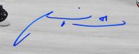 Marian Hossa Signed Blackhawks 16x20 Photo (YSMS COA) at PristineAuction.com