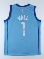 John Wall Signed Rockets Jersey (Beckett COA) at PristineAuction.com