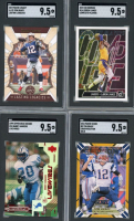 Sports Memorabilia Boxes: GOATs of the Game Graded Card Mystery Box. GOATs Only (Series 5) at PristineAuction.com