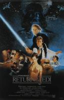"Jeremy Bulloch Signed ""Star Wars Episode VI: Return of the Jedi"" 24x36 Movie Poster Inscribed ""Boba Fett"" (Radtke COA) (See Description) at PristineAuction.com"