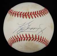 Ken Griffey Jr. Signed OAL Baseball (JSA COA) (See Description) at PristineAuction.com
