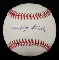 Mickey Lolich Signed OML Baseball (JSA COA) at PristineAuction.com