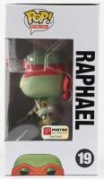 """Kevin Eastman Signed """"Teenage Mutant Ninja Turtles"""" - Raphael #19 Funko Pop! Vinyl Figure (PA COA) at PristineAuction.com"""