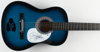 Gene Simmons Signed Full-Size Acoustic Guitar (JSA COA & Beckett Hologram) (See Description) at PristineAuction.com