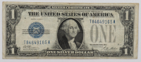 1929 $1 One Dollar U.S. Funny Back Silver Certificate Bank Note at PristineAuction.com