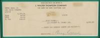 Bing Crosby Signed 19x27 Custom Framed Cut Display (PSA COA) (See Description) at PristineAuction.com